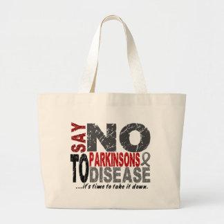Say NO To Parkinsons Disease 1 Tote Bag