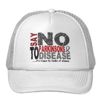 Say NO To Parkinsons Disease 1 Trucker Hat