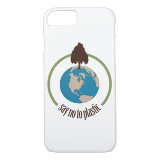Say No to Plastic iPhone 8/7 Case