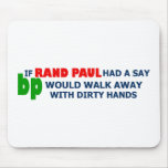 Say no to Rand Paul Mouse Pad