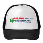 Say no to Rand Paul Trucker Hat