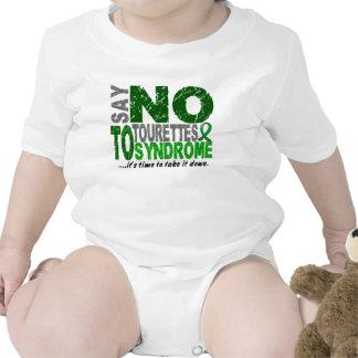 Say No To Tourette's Syndrome Tee Shirts