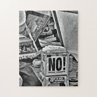 Say NO to War Jigsaw Puzzle