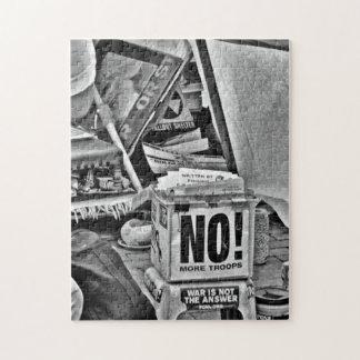 Say NO to War Jigsaw Puzzles