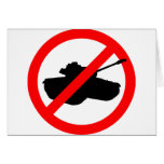 Say No To Wars Cards