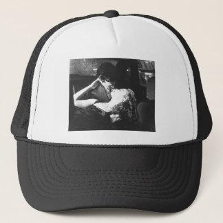 Say Taxi Trucker Hat