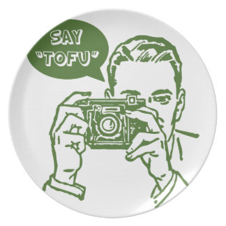 Say Tofu Party Plate