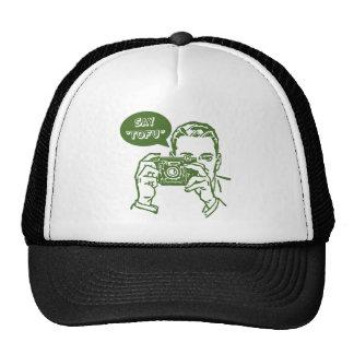 Say Tofu Trucker Hat