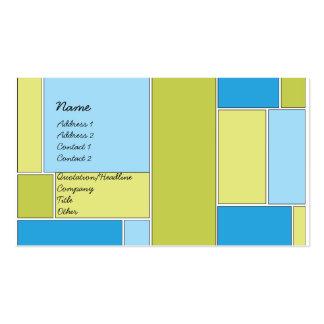 Say Tweet Business Card