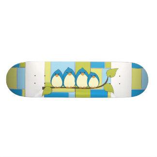 Say Tweet Custom Skateboard