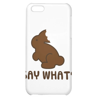 Say What iPhone 5C Cover