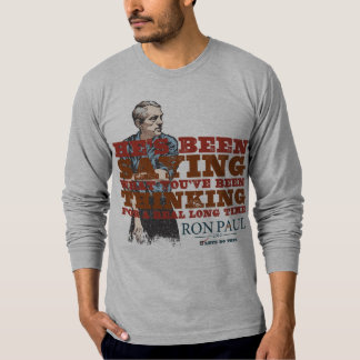 Say What You're Thinking Shirt