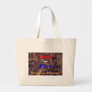 Say Yes for George Pataki Jumbo Tote Bag