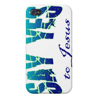 Say yes to Jesus Christian design iPhone 4/4S Cover