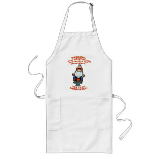 Say Your Good-byes! Long Apron