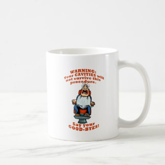 Say Your Good-byes! Coffee Mugs