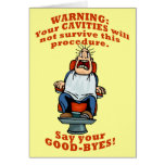 Say Your Goodbyes! Greeting Card