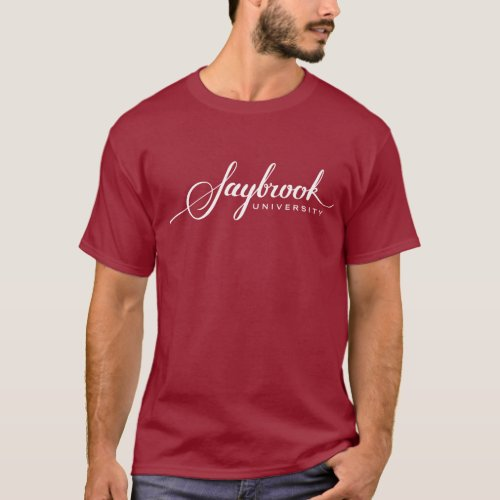 Saybrook Mens Basic Dark T_shirt