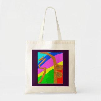 Sayhayki   BOLD Rainbow Tote Bag