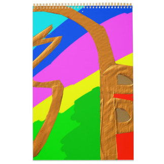 Sayhayki   Gold  - Rainbow Healing Patterns Calendar