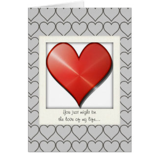 Saying Goodbye Card for Star Crossed Lovers