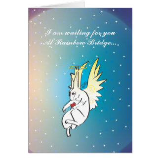 SAYING GOODBYE GREETING CARDS