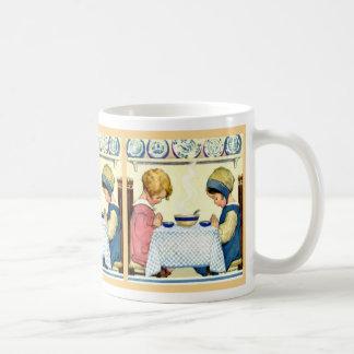 Saying Grace Coffee Mug