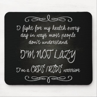 Saying Mouse Pad