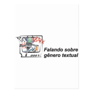 Saying on intelligent literal sort robozinho postcard