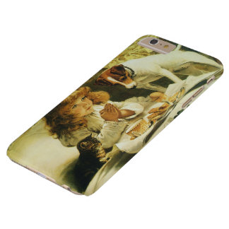Saying Our Prayers, Suspense Charles Burton Barber Barely There iPhone 6 Plus Case