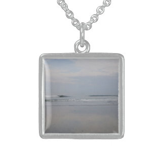 saying yes to serenity sterling silver necklace