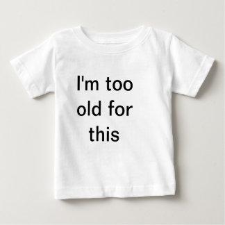 Sayings by Joe Baby T-Shirt