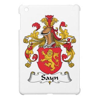 Sayn Family Crest iPad Mini Covers