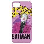 Sayonara Batman iPhone 5 Carcasas