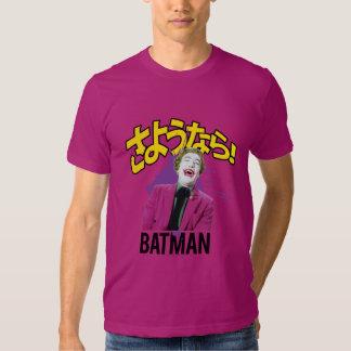 Sayonara Batman Tee Shirt