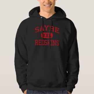 Sayre - Redskins - Area - Sayre Pennsylvania Sweatshirts