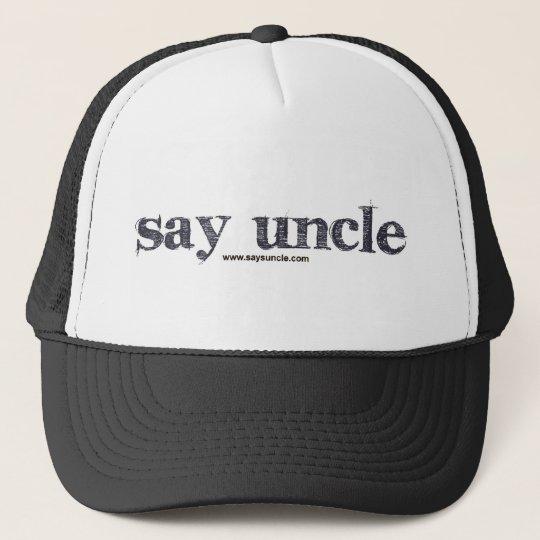 SayUncle Logo Trucker Hat