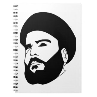 Sayyid Muqtada al-Sadr Spiral Notebooks