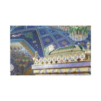 Sayyida Ruqayya Mosque in Damascus, Syria Canvas Print
