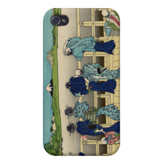 Sazai Hall, Temple of Five Hundred Rakan, Hokusai Case For iPhone 4