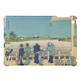 Sazai Hall, Temple of Five Hundred Rakan, Hokusai iPad Mini Cases