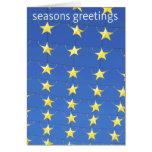 sazona saludos tarjetas