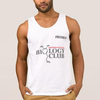 SB Bio Club President Tanks