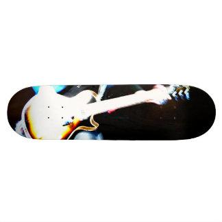 SB de la guitarra una Tabla De Skate