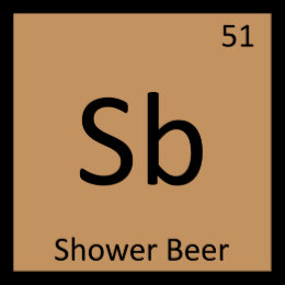 Beer elements symbols periodic table gifts on zazzle sb shower beerg t shirt urtaz Image collections