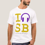 SB signature Lakers color T-Shirt