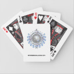 "SBA Playing Cards (Alternate)<br><div class=""desc"">SphereBeingAlliance Playing Cards - Logo with Website</div>"