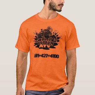 SBATV T-Shirt Orange