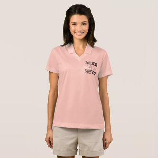 SBC&Co. X Nolobotamus WMNS Nike Athletic T Polo Shirt