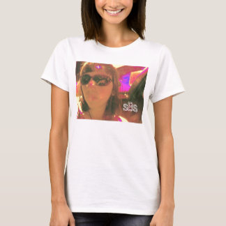 sBs Ultraviolet Girl Women's T-Shirt